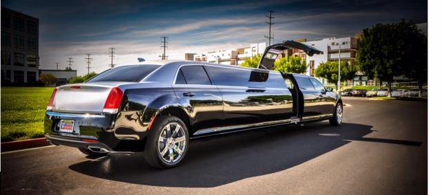 Riverside Limo Rental Fleet